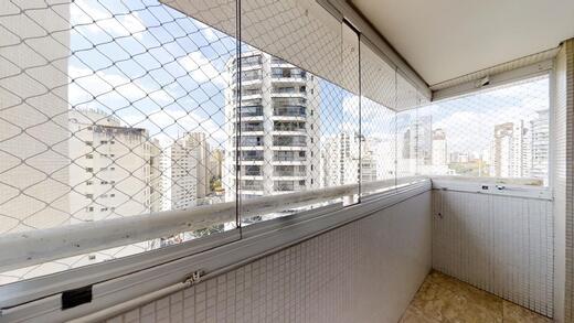 Apartamento à venda Rua Doutor Tomás Carvalhal,Paraíso, Zona Sul,São Paulo - R$ 3.834.000 - II-18496-30806 - 14
