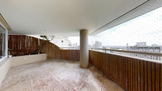 Apartamento à venda Rua Doutor Tomás Carvalhal,Paraíso, Zona Sul,São Paulo - R$ 3.834.000 - II-18496-30806 - 16