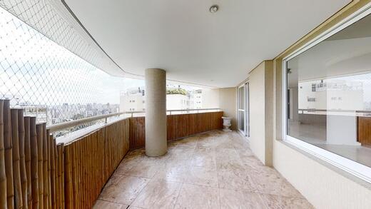Apartamento à venda Rua Doutor Tomás Carvalhal,Paraíso, Zona Sul,São Paulo - R$ 3.834.000 - II-18496-30806 - 17