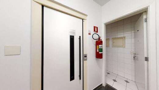 Apartamento à venda Rua Doutor Tomás Carvalhal,Paraíso, Zona Sul,São Paulo - R$ 3.834.000 - II-18496-30806 - 18