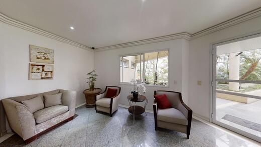 Apartamento à venda Rua Doutor Tomás Carvalhal,Paraíso, Zona Sul,São Paulo - R$ 3.834.000 - II-18496-30806 - 19