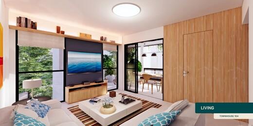 Living - Casa em Condomínio 3 quartos à venda Rio de Janeiro,RJ - R$ 1.198.008 - II-21080-35016 - 4