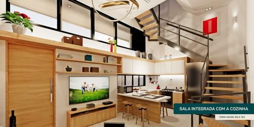 Living - Casa em Condomínio 3 quartos à venda Rio de Janeiro,RJ - R$ 1.198.008 - II-21080-35016 - 5