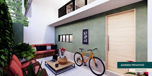 Terraco - Casa em Condomínio 3 quartos à venda Rio de Janeiro,RJ - R$ 1.198.008 - II-21080-35016 - 8