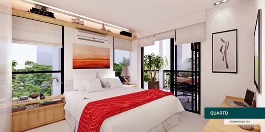Dormitorio - Casa em Condomínio 3 quartos à venda Rio de Janeiro,RJ - R$ 1.198.008 - II-21080-35016 - 10