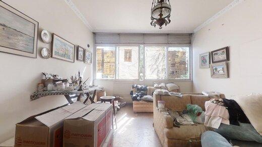 Living - Apartamento 3 quartos à venda Laranjeiras, Rio de Janeiro - R$ 1.290.000 - II-21062-34992 - 3
