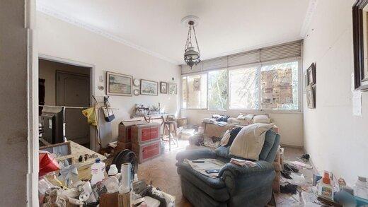 Living - Apartamento 3 quartos à venda Laranjeiras, Rio de Janeiro - R$ 1.290.000 - II-21062-34992 - 4