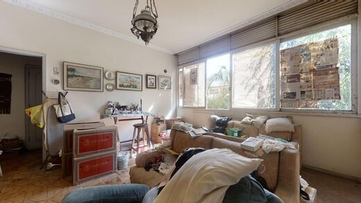Living - Apartamento 3 quartos à venda Laranjeiras, Rio de Janeiro - R$ 1.290.000 - II-21062-34992 - 5