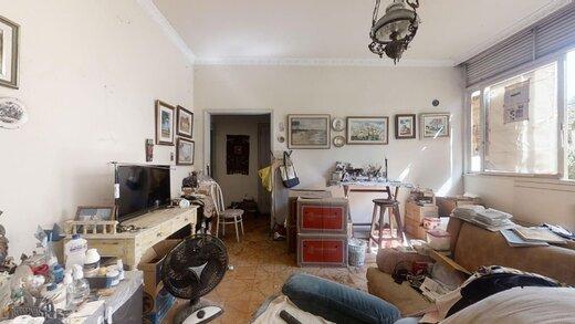 Living - Apartamento 3 quartos à venda Laranjeiras, Rio de Janeiro - R$ 1.290.000 - II-21062-34992 - 6