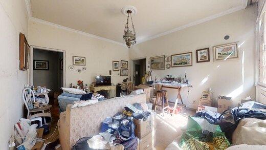 Living - Apartamento 3 quartos à venda Laranjeiras, Rio de Janeiro - R$ 1.290.000 - II-21062-34992 - 7