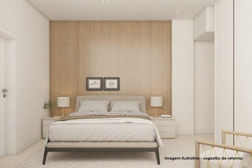 Quarto principal - Apartamento 3 quartos à venda Laranjeiras, Rio de Janeiro - R$ 1.290.000 - II-21062-34992 - 11