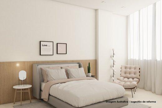 Quarto principal - Apartamento 3 quartos à venda Laranjeiras, Rio de Janeiro - R$ 1.290.000 - II-21062-34992 - 12