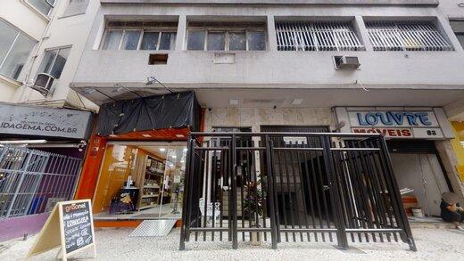 Fachada - Apartamento 2 quartos à venda Copacabana, Rio de Janeiro - R$ 1.400.000 - II-21110-35052 - 18