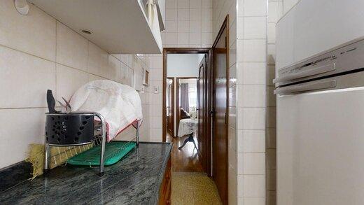 Cozinha - Apartamento 2 quartos à venda Copacabana, Rio de Janeiro - R$ 1.400.000 - II-21110-35052 - 12