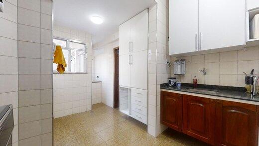 Cozinha - Apartamento 2 quartos à venda Copacabana, Rio de Janeiro - R$ 1.400.000 - II-21110-35052 - 14