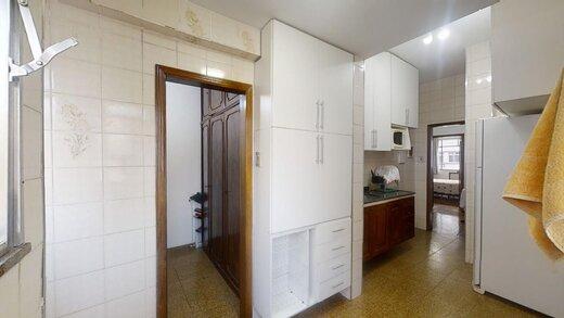 Cozinha - Apartamento 2 quartos à venda Copacabana, Rio de Janeiro - R$ 1.400.000 - II-21110-35052 - 1