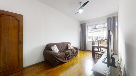 Living - Apartamento 2 quartos à venda Copacabana, Rio de Janeiro - R$ 1.400.000 - II-21110-35052 - 21