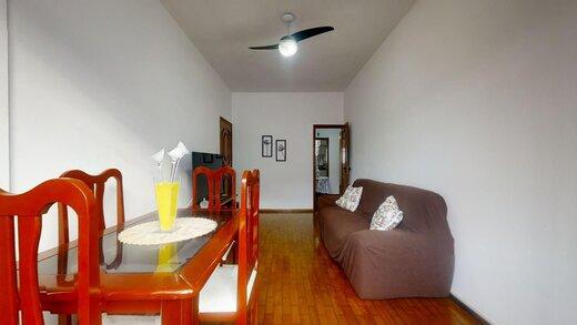 Living - Apartamento 2 quartos à venda Copacabana, Rio de Janeiro - R$ 1.400.000 - II-21110-35052 - 25
