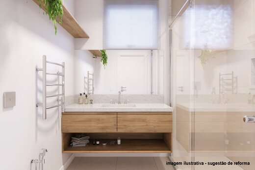 Banheiro - Apartamento 2 quartos à venda Copacabana, Rio de Janeiro - R$ 1.295.000 - II-21102-35044 - 27