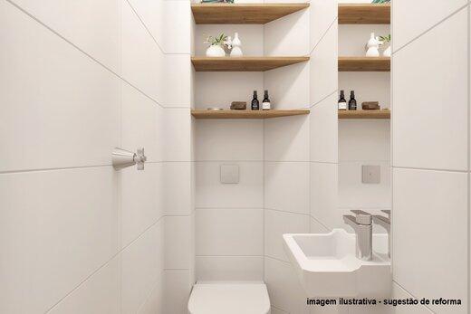 Banheiro - Apartamento 2 quartos à venda Copacabana, Rio de Janeiro - R$ 1.295.000 - II-21102-35044 - 26