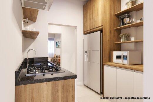 Cozinha - Apartamento 2 quartos à venda Copacabana, Rio de Janeiro - R$ 1.295.000 - II-21102-35044 - 22