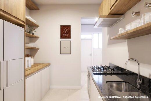 Cozinha - Apartamento 2 quartos à venda Copacabana, Rio de Janeiro - R$ 1.295.000 - II-21102-35044 - 21