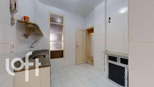 Cozinha - Apartamento 2 quartos à venda Copacabana, Rio de Janeiro - R$ 1.295.000 - II-21102-35044 - 19