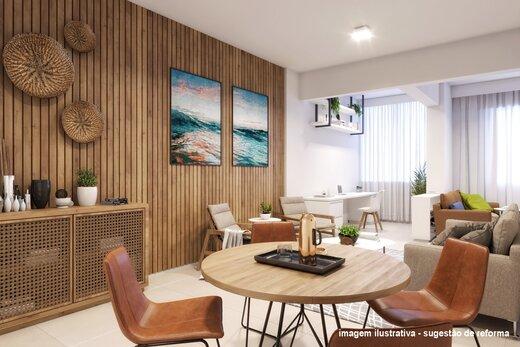 Living - Apartamento 2 quartos à venda Copacabana, Rio de Janeiro - R$ 1.295.000 - II-21102-35044 - 1