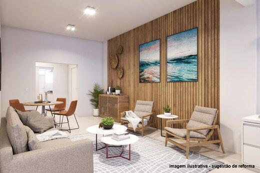 Living - Apartamento 2 quartos à venda Copacabana, Rio de Janeiro - R$ 1.295.000 - II-21102-35044 - 15