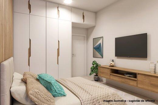 Quarto principal - Apartamento 2 quartos à venda Copacabana, Rio de Janeiro - R$ 1.295.000 - II-21102-35044 - 14