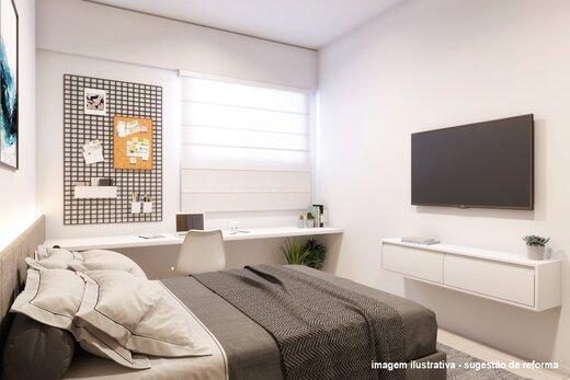 Quarto principal - Apartamento 2 quartos à venda Copacabana, Rio de Janeiro - R$ 1.295.000 - II-21102-35044 - 12