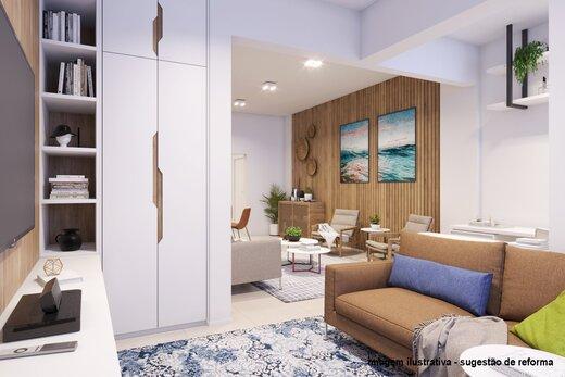 Quarto principal - Apartamento 2 quartos à venda Copacabana, Rio de Janeiro - R$ 1.295.000 - II-21102-35044 - 10