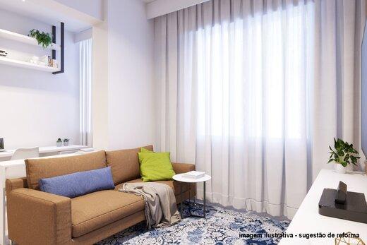 Quarto principal - Apartamento 2 quartos à venda Copacabana, Rio de Janeiro - R$ 1.295.000 - II-21102-35044 - 9