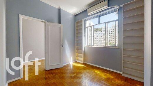 Quarto principal - Apartamento 2 quartos à venda Copacabana, Rio de Janeiro - R$ 1.295.000 - II-21102-35044 - 3