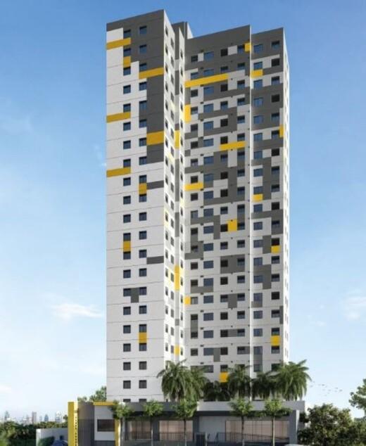 Fachada - Fachada - Go Barra Funda - Residencial - Breve Lançamento - 1153 - 1