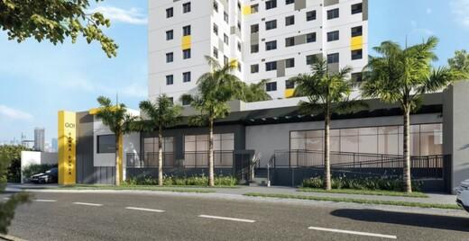 Portaria - Fachada - Go Barra Funda - Residencial - Breve Lançamento - 1153 - 2