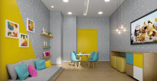 Brinquedoteca - Fachada - Go Barra Funda - Residencial - Breve Lançamento - 1153 - 4
