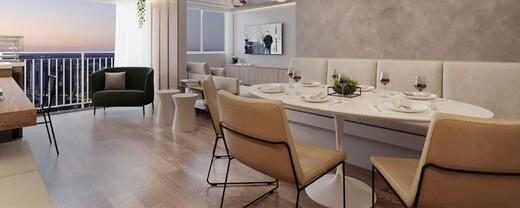 Living - Fachada - Marajoara Club House - Breve Lançamento - 1155 - 5