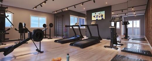 Fitness - Fachada - Marajoara Club House - Breve Lançamento - 1155 - 7