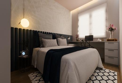 Dormitorio - Fachada - Viver Mais Campo Grande - 1714 - 4