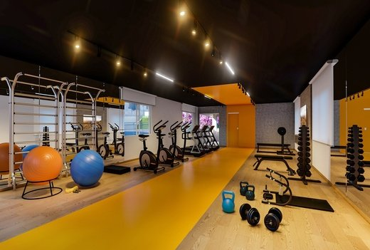 Fitness - Fachada - Viver Mais Campo Grande - 1714 - 5