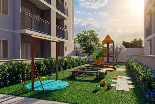 Playground - Fachada - Viver Mais Campo Grande - 1714 - 9