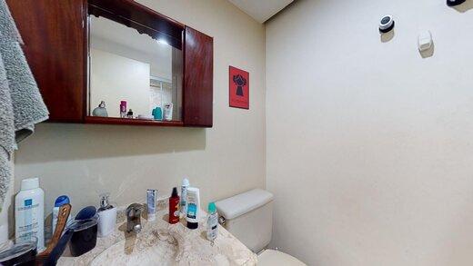 Banheiro - Apartamento à venda Rua Estado de Israel,Vila Clementino, Zona Sul,São Paulo - R$ 609.233 - II-21215-35251 - 23