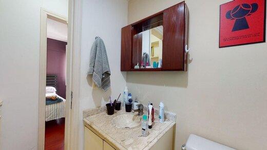 Banheiro - Apartamento à venda Rua Estado de Israel,Vila Clementino, Zona Sul,São Paulo - R$ 609.233 - II-21215-35251 - 25