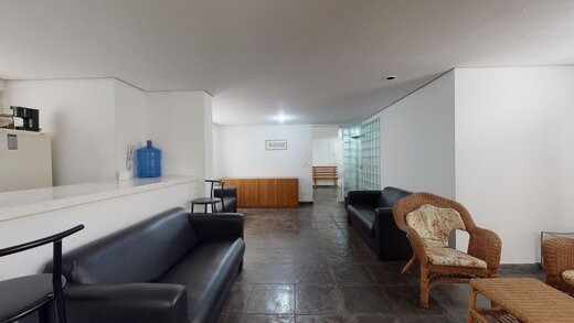 Fachada - Apartamento à venda Rua Estado de Israel,Vila Clementino, Zona Sul,São Paulo - R$ 609.233 - II-21215-35251 - 27