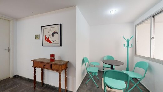 Fachada - Apartamento à venda Rua Estado de Israel,Vila Clementino, Zona Sul,São Paulo - R$ 609.233 - II-21215-35251 - 29