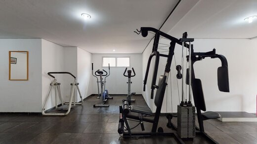 Fachada - Apartamento à venda Rua Estado de Israel,Vila Clementino, Zona Sul,São Paulo - R$ 609.233 - II-21215-35251 - 30