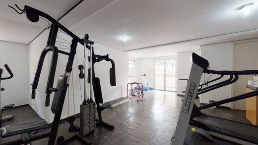 Fachada - Apartamento à venda Rua Estado de Israel,Vila Clementino, Zona Sul,São Paulo - R$ 609.233 - II-21215-35251 - 22