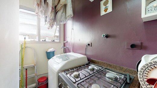 Cozinha - Apartamento à venda Rua Estado de Israel,Vila Clementino, Zona Sul,São Paulo - R$ 609.233 - II-21215-35251 - 12