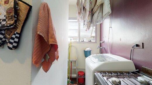 Cozinha - Apartamento à venda Rua Estado de Israel,Vila Clementino, Zona Sul,São Paulo - R$ 609.233 - II-21215-35251 - 3